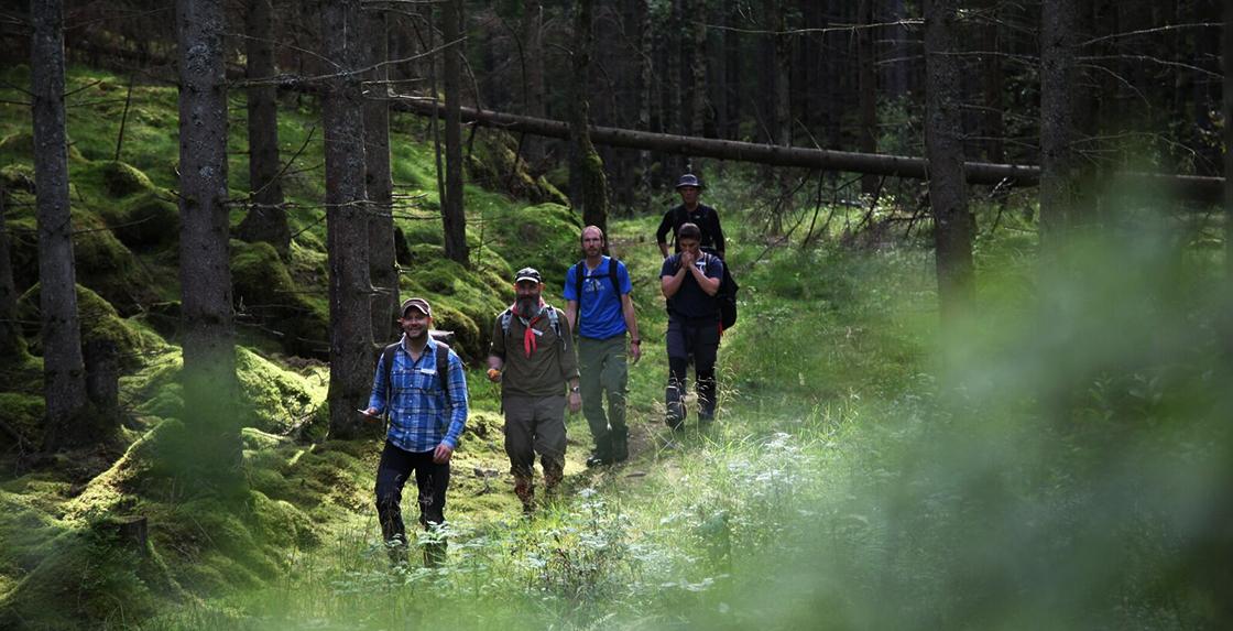 Överlevnadskurs bas med All in Nature SWEDEN