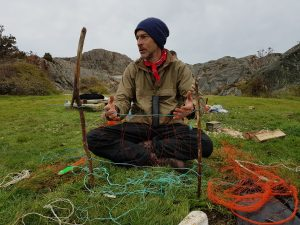 Överlevnadskurs Survivalcourse Coastal Survival kustöverlevnad