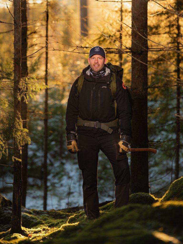 Torbjörn Selin Överlevnadsinstruktör