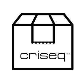 Företaget Criseq logotype