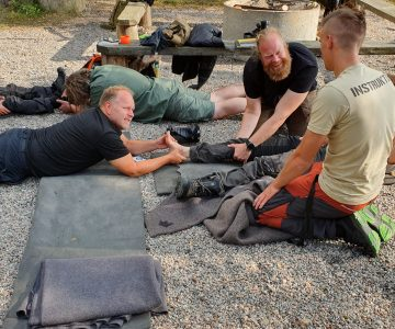 Professional medical and survival training
